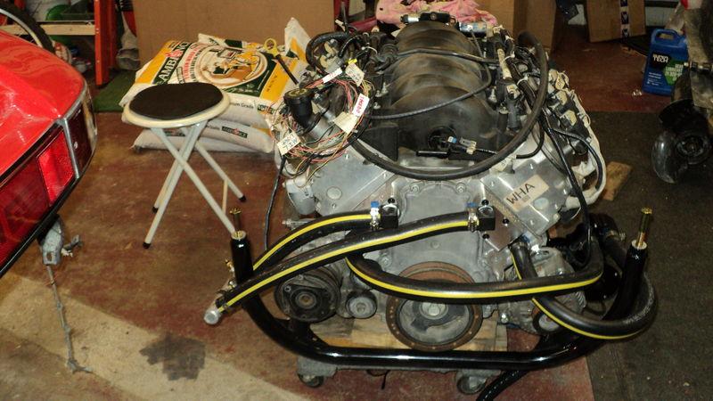 Sbc Engine Cradle, Sbc, Free Engine Image For User Manual Download