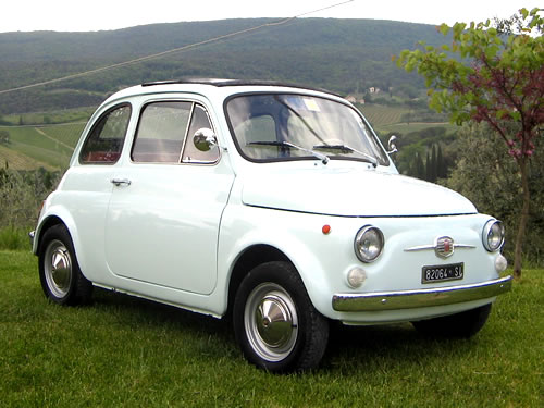 fiat and their amazing small cars. Black Bedroom Furniture Sets. Home Design Ideas