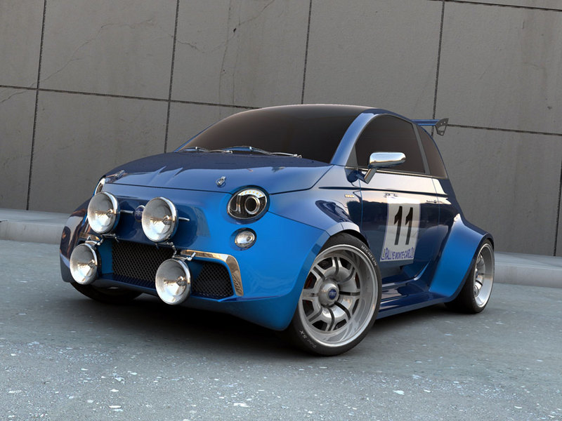 Saw A New Fiat 500 Today Yuck Page 4 Pelican Parts
