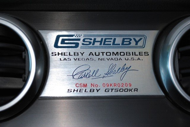 Ot Fs Limited Edition Shelby Gt500kr Never Titled