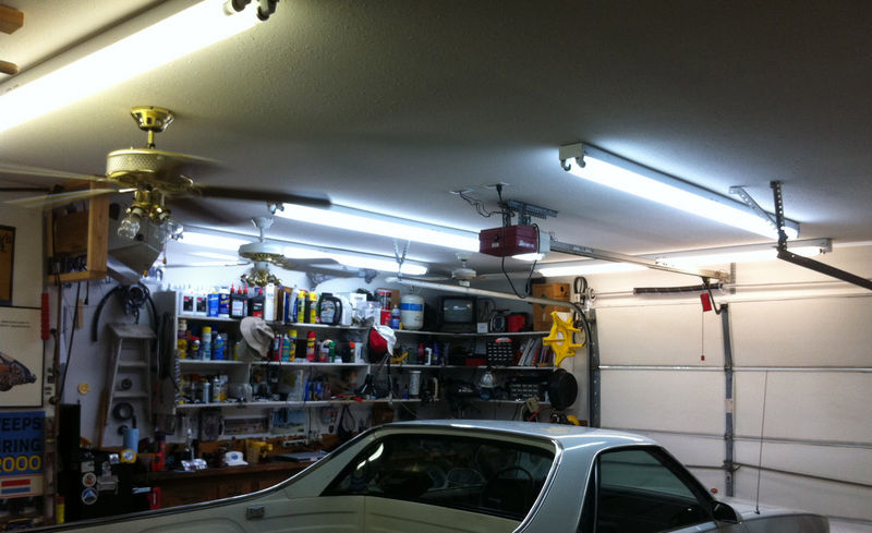 Lets see your garage lighting Pelican Parts Technical BBS