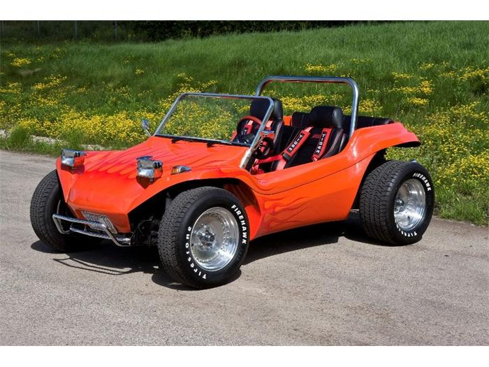 New Club Member With Dune Buggy 360