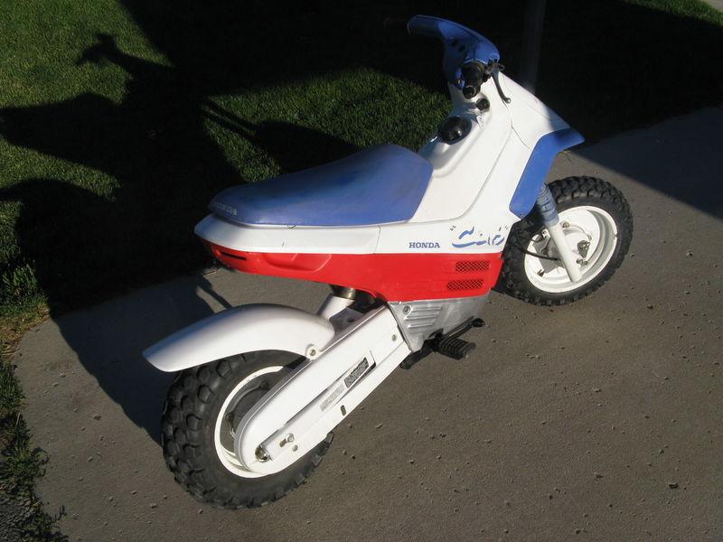 Best Snow Tires >> FS Honda Cub EZ90 Pit Bike - Pelican Parts Technical BBS