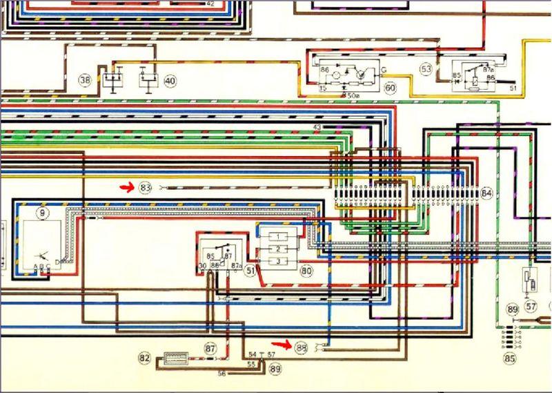U0026 39 72 911 Engine Wiring Loom Spare Wire