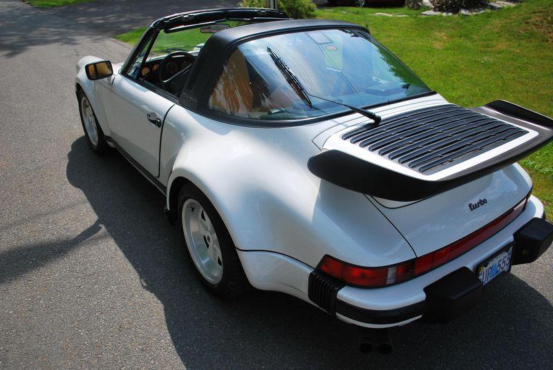 RARE 1988 930 Turbo Targa - excellent and original - Pelican Parts ...