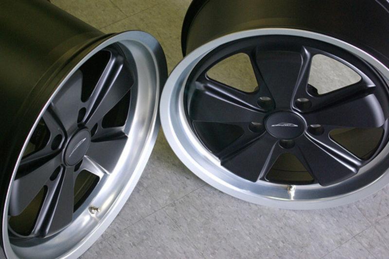 """San Francisco Mercedes >> New 19"""" Fuchs - Pelican Parts Forums"""