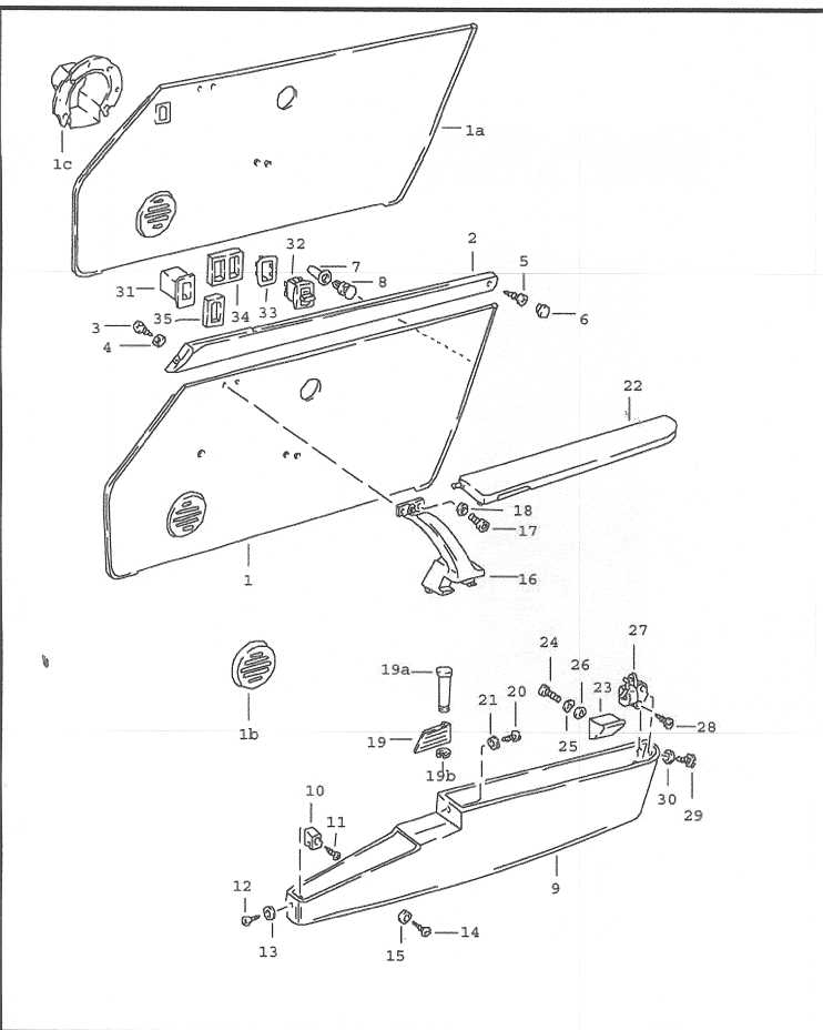 Opel Corsa Central Locking Wiring Diagram