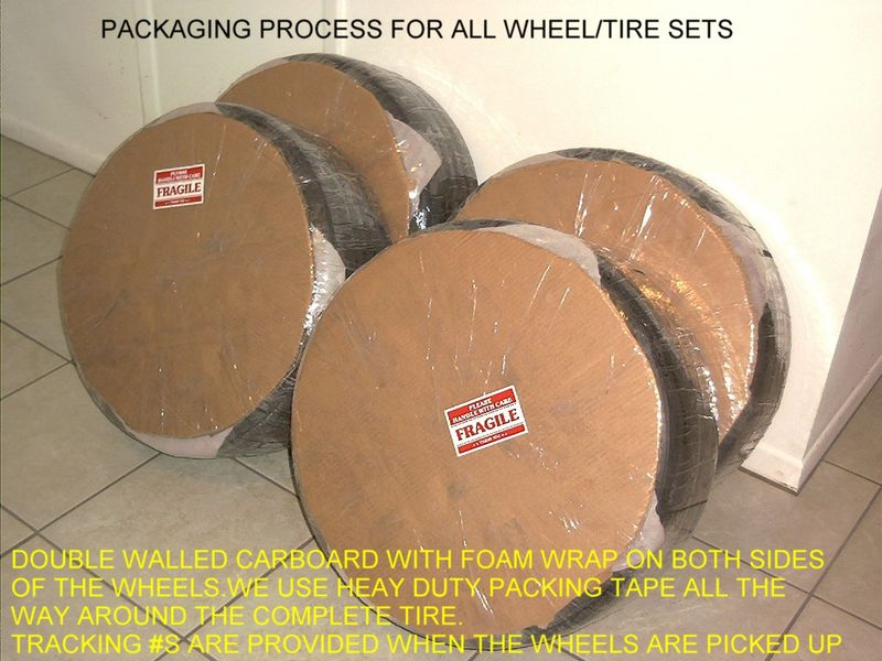 Best Way To Ship Wheels And Tires Pelican Parts Forums
