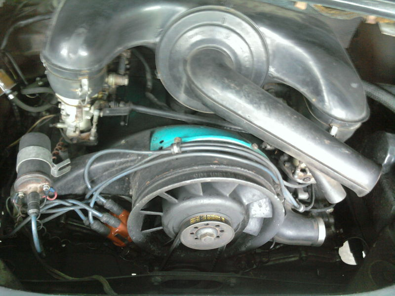 1972 911T 2.4S engine - Pelican Parts Technical BBS