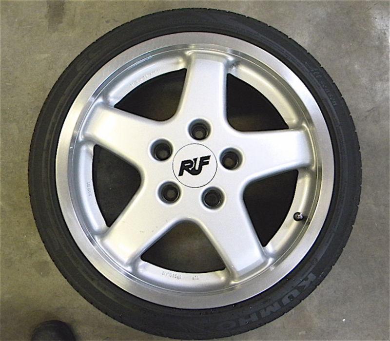 Ruf Speedline 8 5x18 Amp 10x18 Fits C 2 Amp Up Pelican Parts
