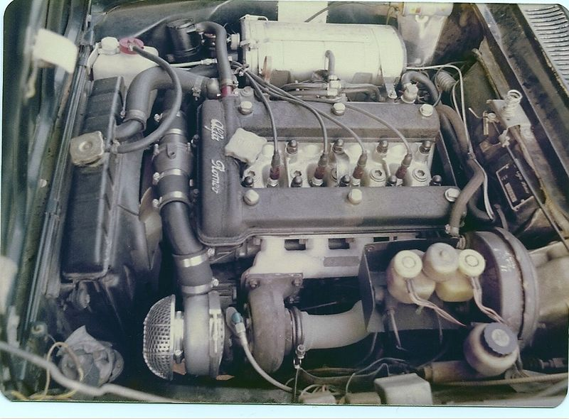 alfa romeo turbo pelican parts forums rh forums pelicanparts com Mechanical Fuel Injection with Magneto Fuel Injection Csfi