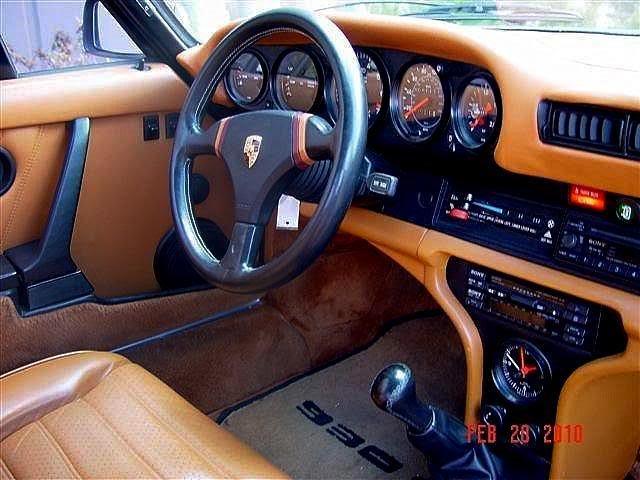 Mercedes Parts Center >> Porsche 930 Turbo 1978 49000 miles one owner - Pelican ...