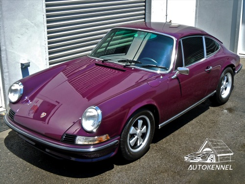 Vintage Vw Parts >> FW: 1973 Porsche 911 T Aubergine #'s Match Sport Seats A/C...Fresh mechanicals - Pelican Parts ...