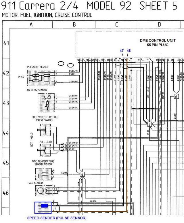 964 Pulse Sensor Wiring Details Required