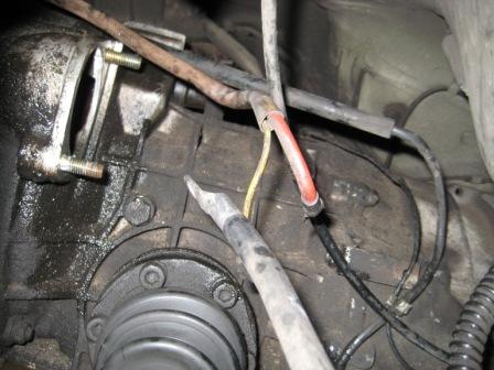 porsche 911 g50 starter removal tips pelican parts technical bbs