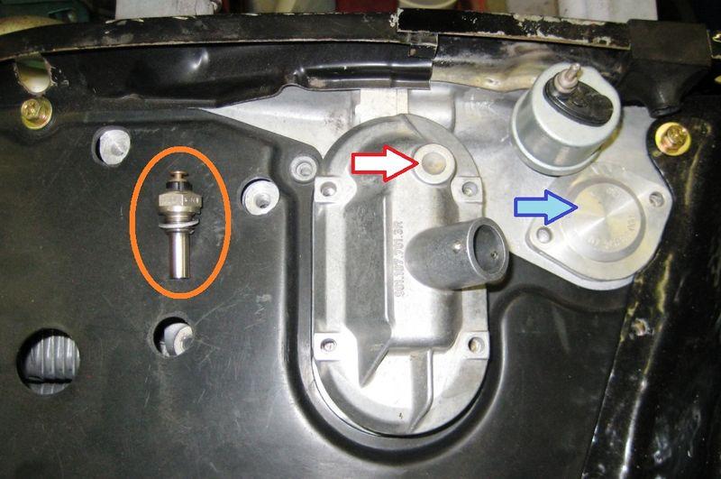 early porsche 911 wiring diagram oil temp sensor location for 3 6 conversion pelican  oil temp sensor location for 3 6 conversion pelican