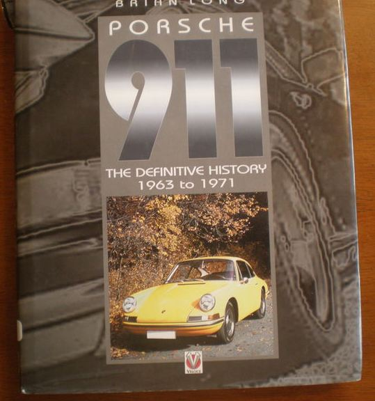 Recommended Long Hood 911 Books Videos Pelican Parts Forums