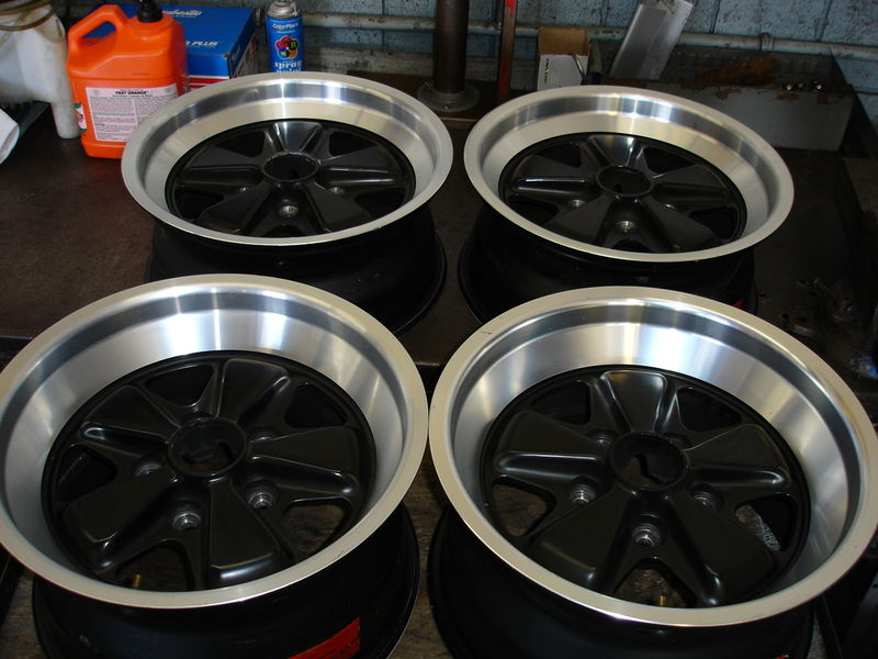 Euromeister 16 X 7 And 16 X 9 Pelican Parts Forums
