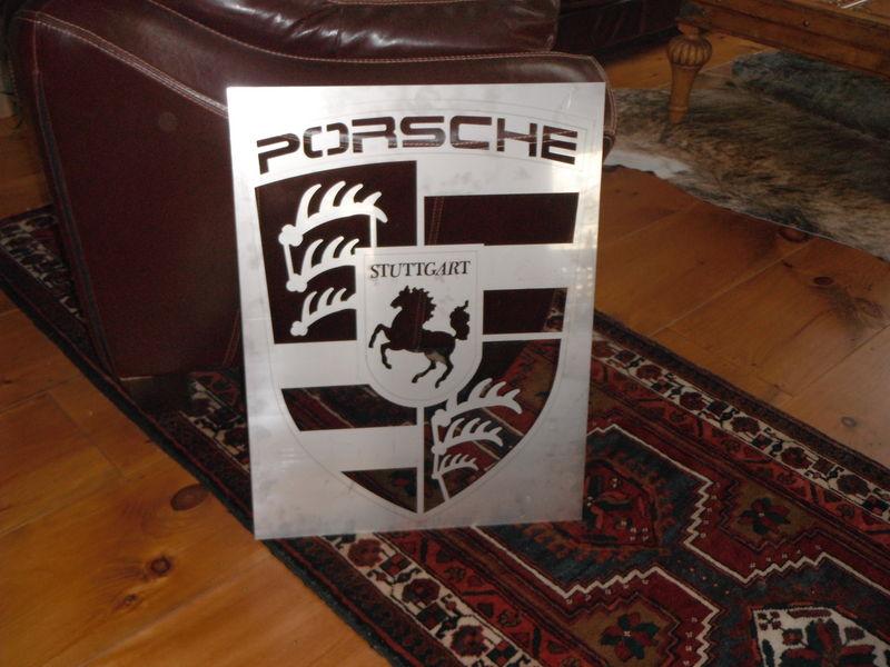 Porsche Sign Pelican Parts Forums