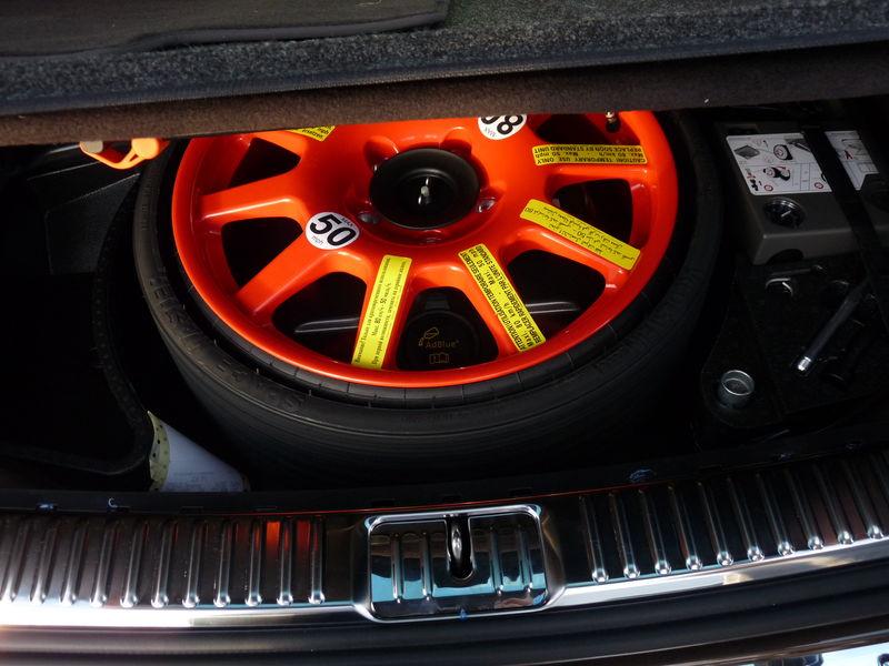 Spare Wheel Options Club Touareg Forums