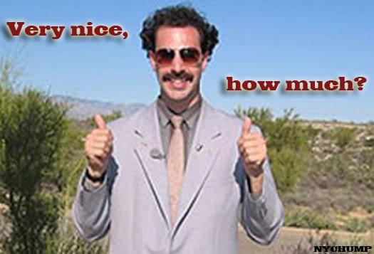 Borat Thumbs up Very Nice Borat Thumbs up Meme Borat