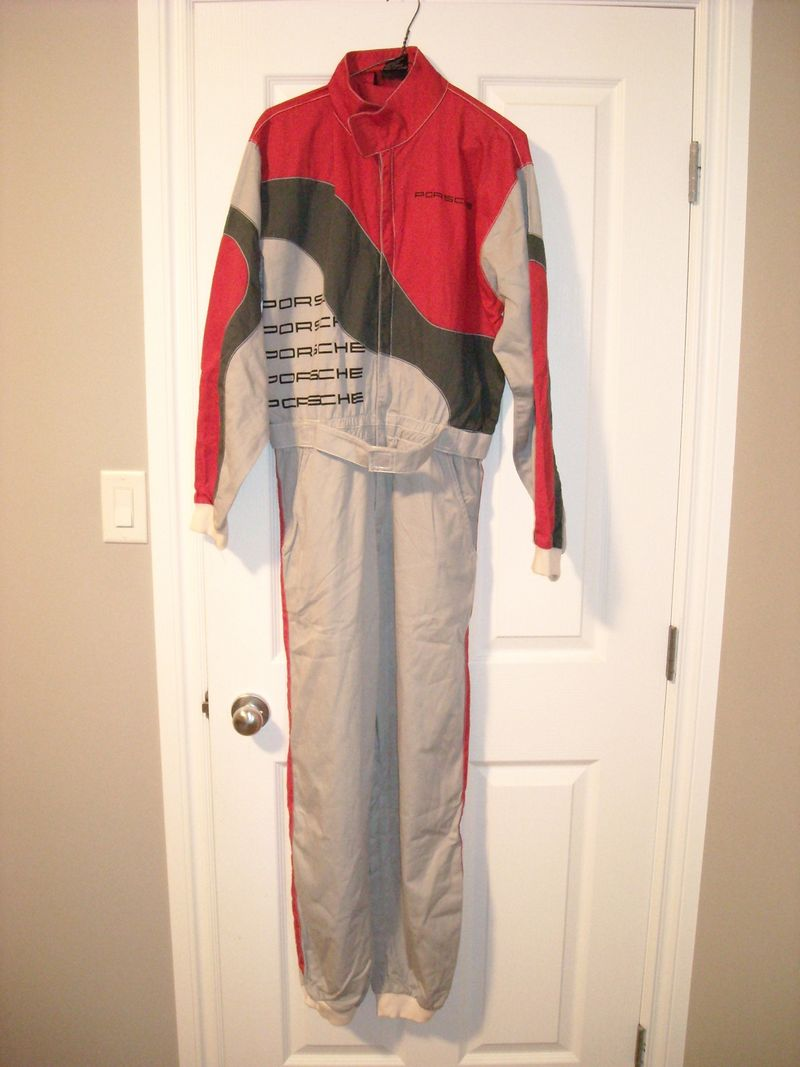 Porsche Overalls Suit Anyone Seen These Before