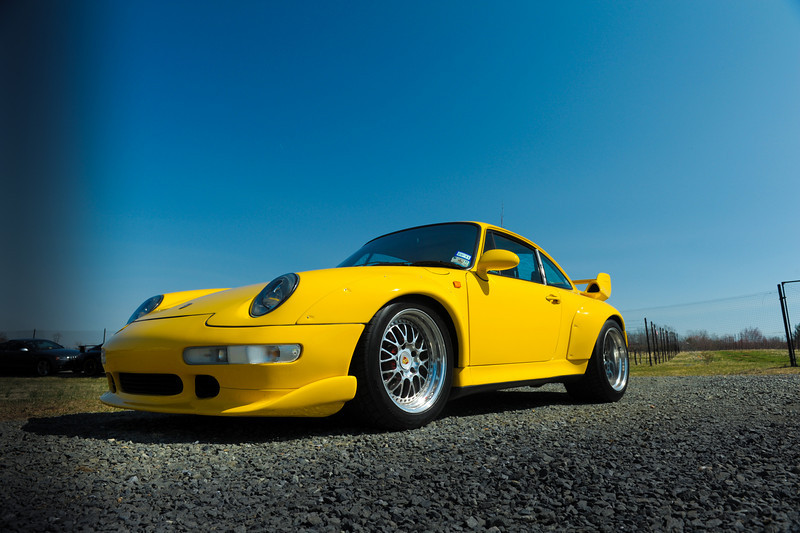 Transformation of 76 911S to 993 911GT Pelican Parts