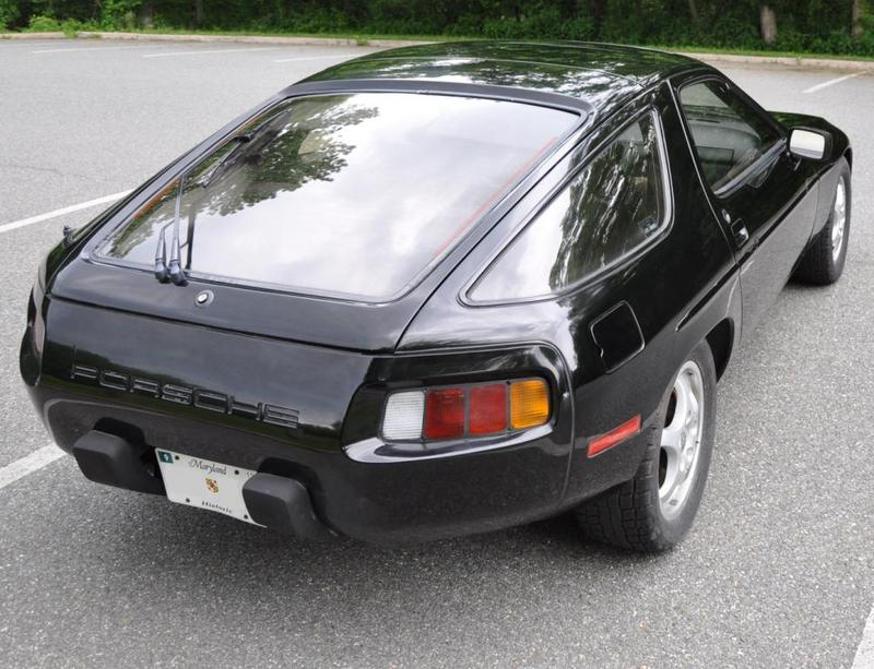 1982 Porsche 928 5 Speed With 46 000 Original Miles