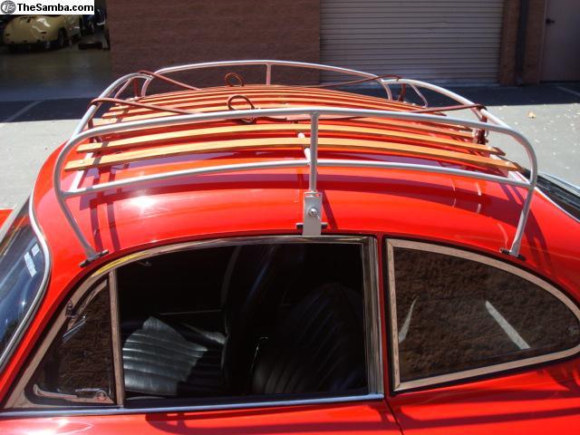 356 Vintage Roof Rack Thread Pelican Parts Forums