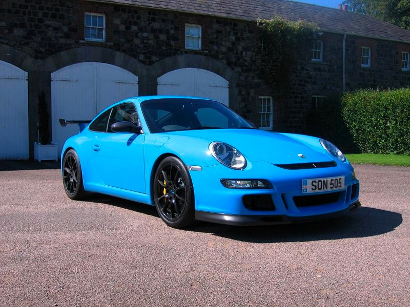Riviera Blue Rendering Rennlist Porsche Discussion Forums