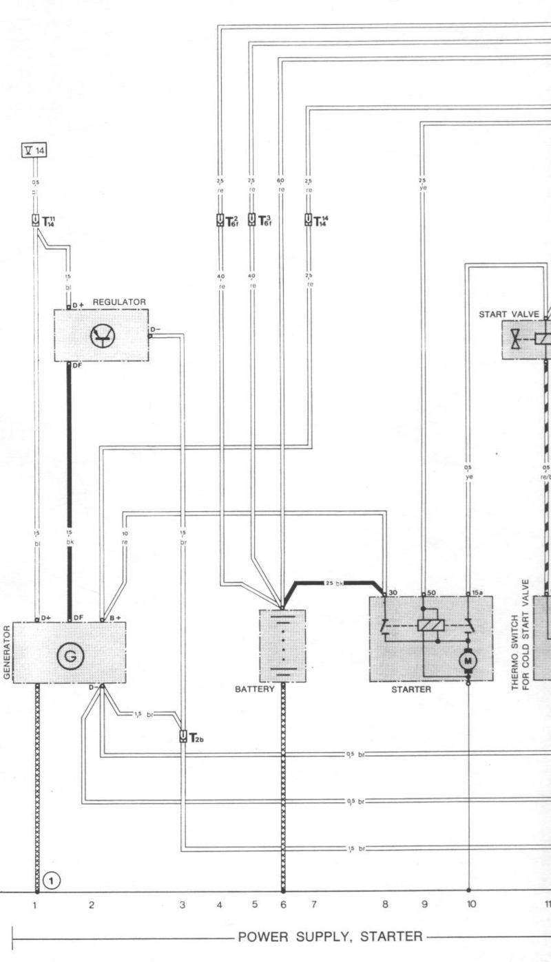 isuzu remote starter diagram porsche remote starter diagram starter wiring help - pelican parts forums