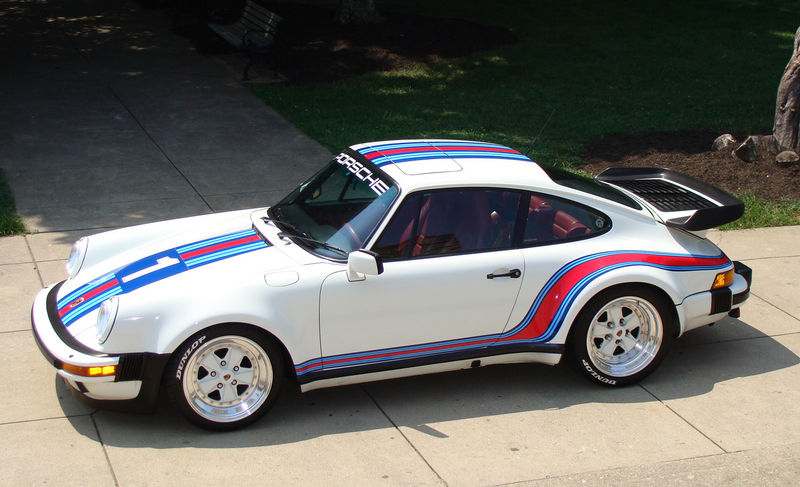 Martini 935 Stripes On My 930 Pelican Parts Forums