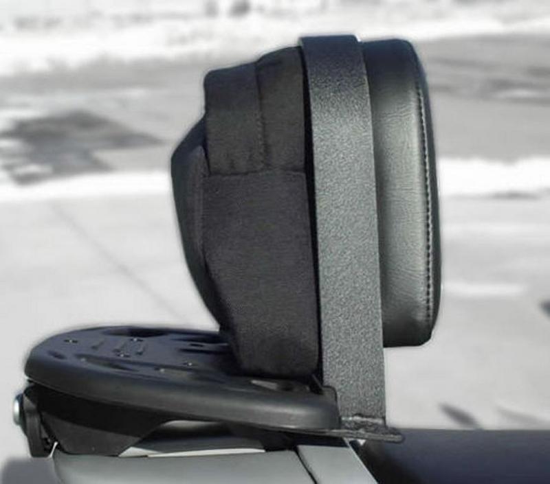Passenger Backrest - K1200RS and K1200GT - Pelican Parts Forums