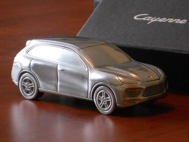 Fs Porsche Design Solid Aluminum Desk Limited Ed