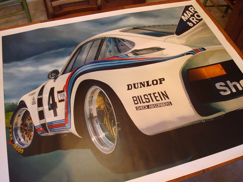 1976 Porsche 935 001 Finally Completed Page 2 Pelican