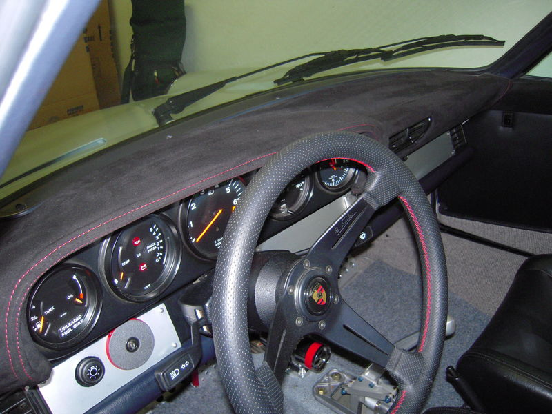 Picture Of World Upholstery Dash Kit Pelican Parts Forums