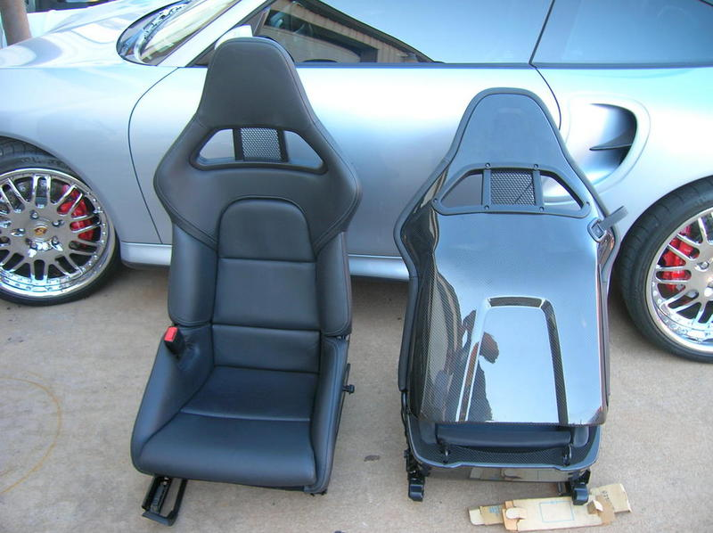 Fs Sport Bucket Gt2 Seats For 997 987 Pelican Parts