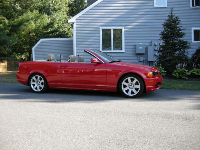 BMW I Convertible Spd K Miles Pelican Parts - Bmw 323i convertible for sale
