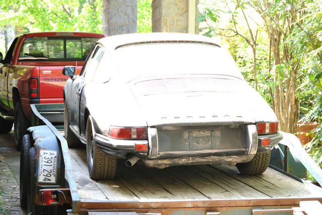 Post Pics Of Sad Abandoned Porsches Page 24 Pelican Parts Technical Bbs