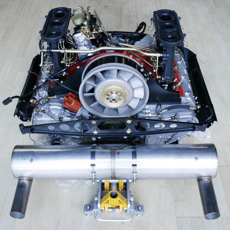 Porsche 911 Gts Engine: Porsche Collection-out Of Control Hobby