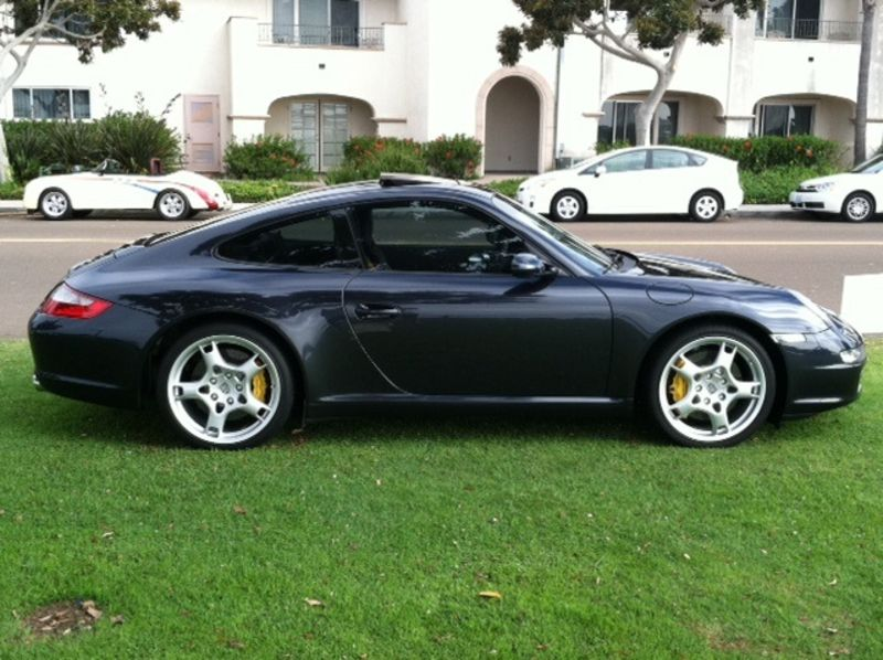 "FS: Must see!!! Perfect 2006 Atlas Grey 997 Carrera ""S"" - Pelican Parts Technical BBS"