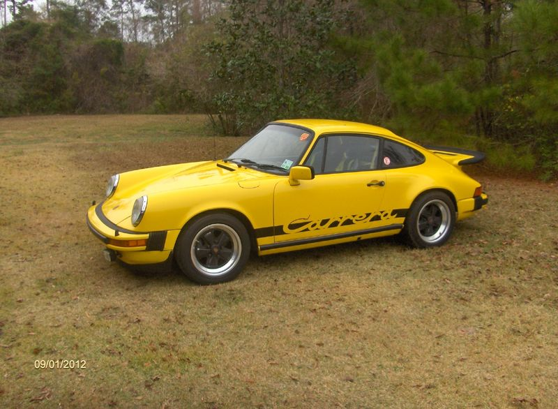 For Sale 1976 Porsche 911 Carrera 3 0 Liter Euro