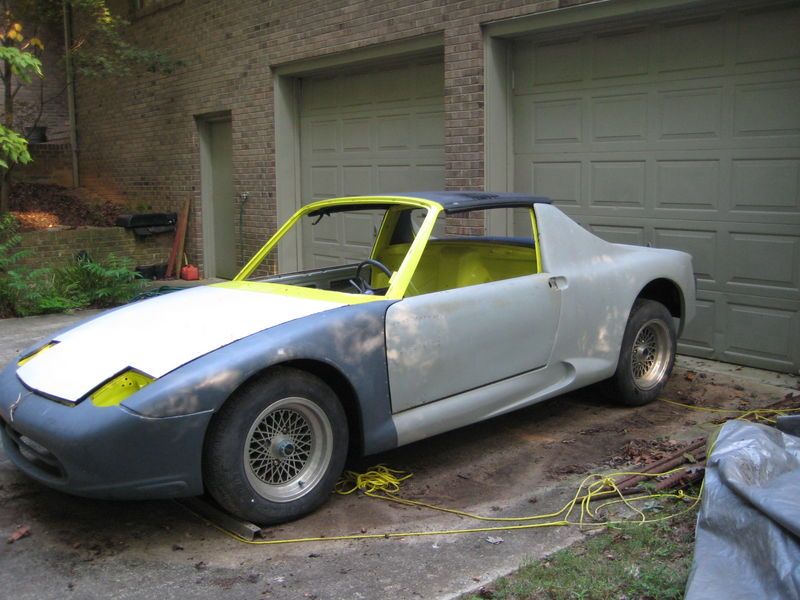 914 Chassis With Rayco Body Kit Pelican Parts Forums