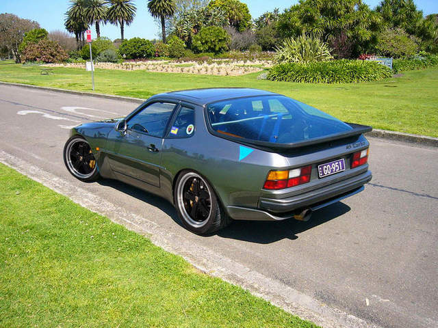 Yes There Are Oem Fuchs That Fit A Late Offset 944 Pelican Parts Forums