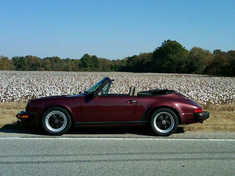 Memphis Tn To Seattle Wa In A 1983 Sc Cabriolet