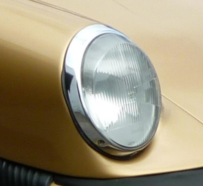 Porsche 996 Headlight Fix: [How To Replace 2003 Porsche 911 Headlight Replacement