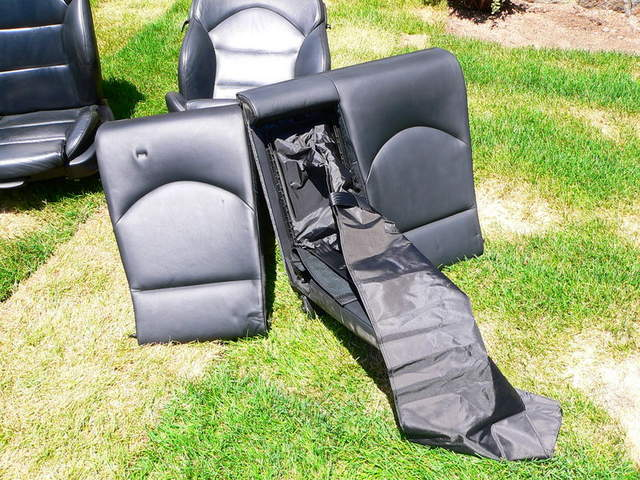 Fs E46 M3 Black Leather Interior Pelican Parts Forums
