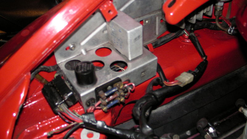 74 Engine Tach Issue In A 78 Chassis - Wiring Assistance