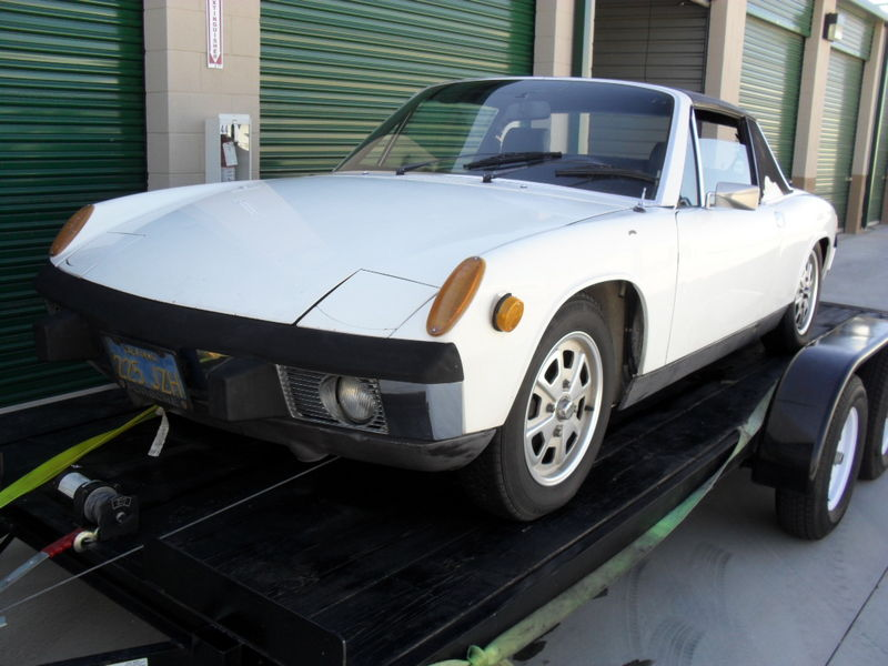 Porsche 914 1973 2.0 value? - Pelican Parts Forums