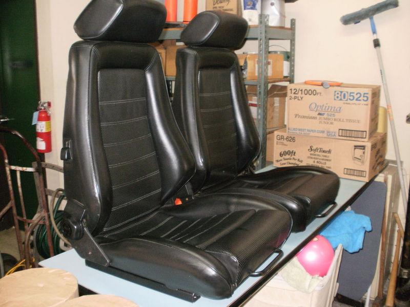 BMW Parts Catalog >> E21 BMW / Recaro Seats 4 Sale - Xlnt Cond ! - Pelican Parts Forums